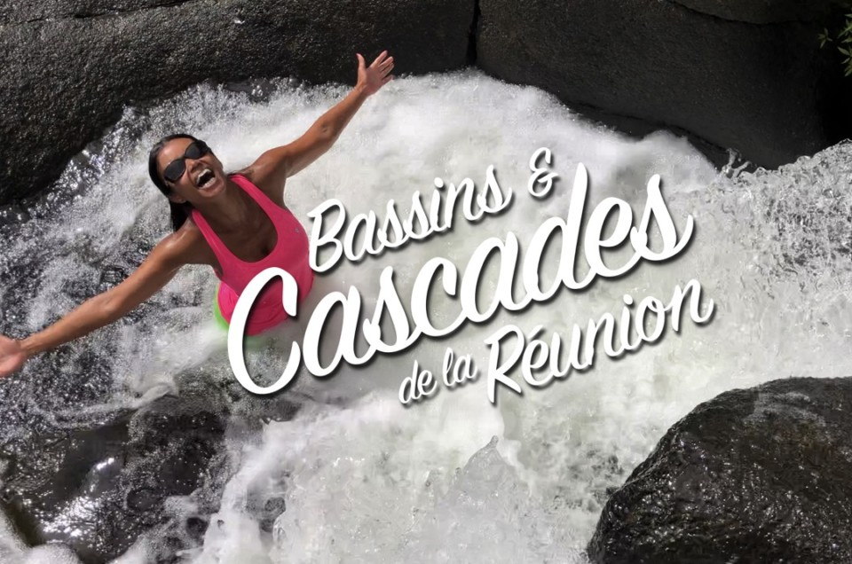 BASSINS & CASCADES DE LA RIVIÈRE STE-SUZANNE