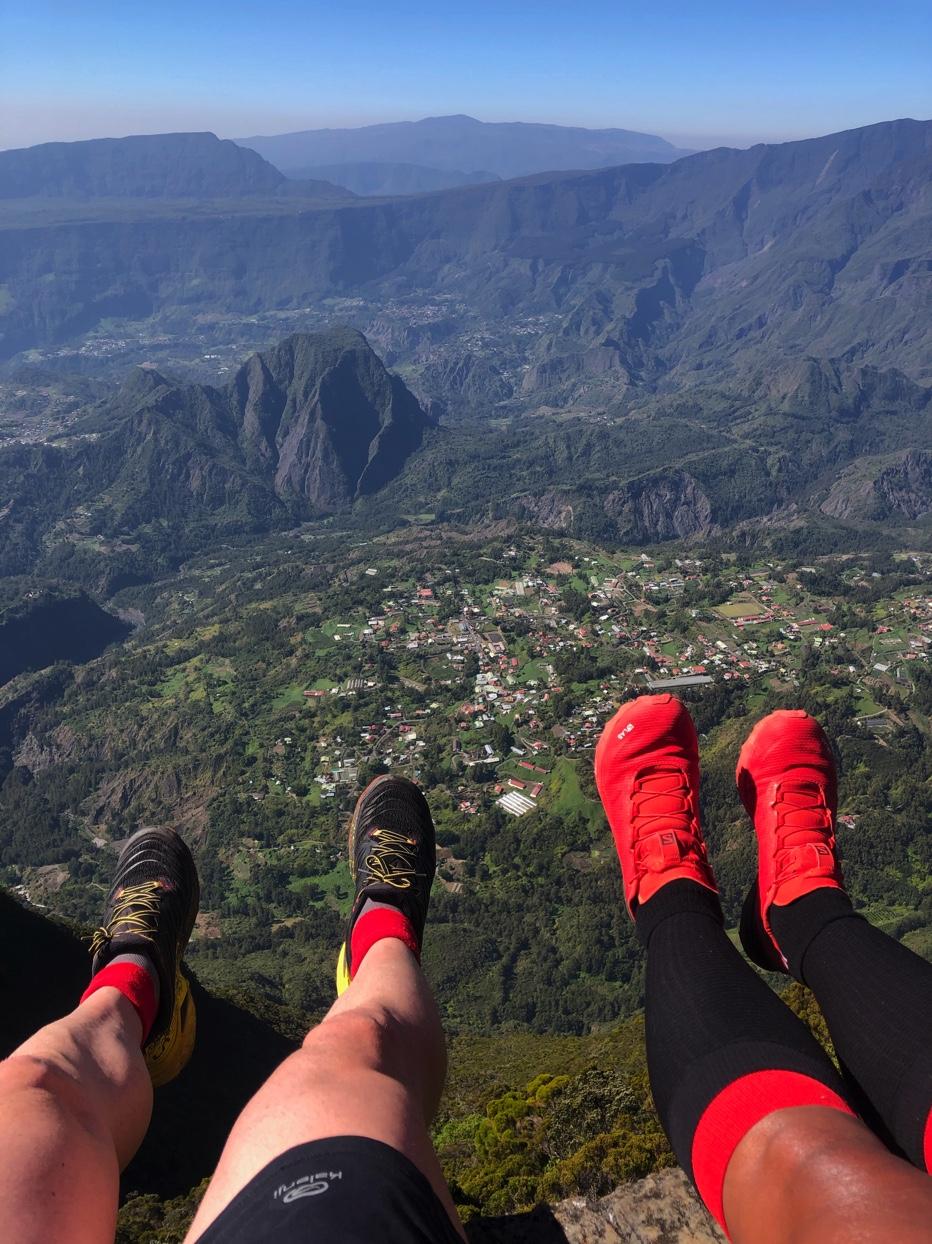 Randonnée Verticale de la Roche Écrite | La Réunion
