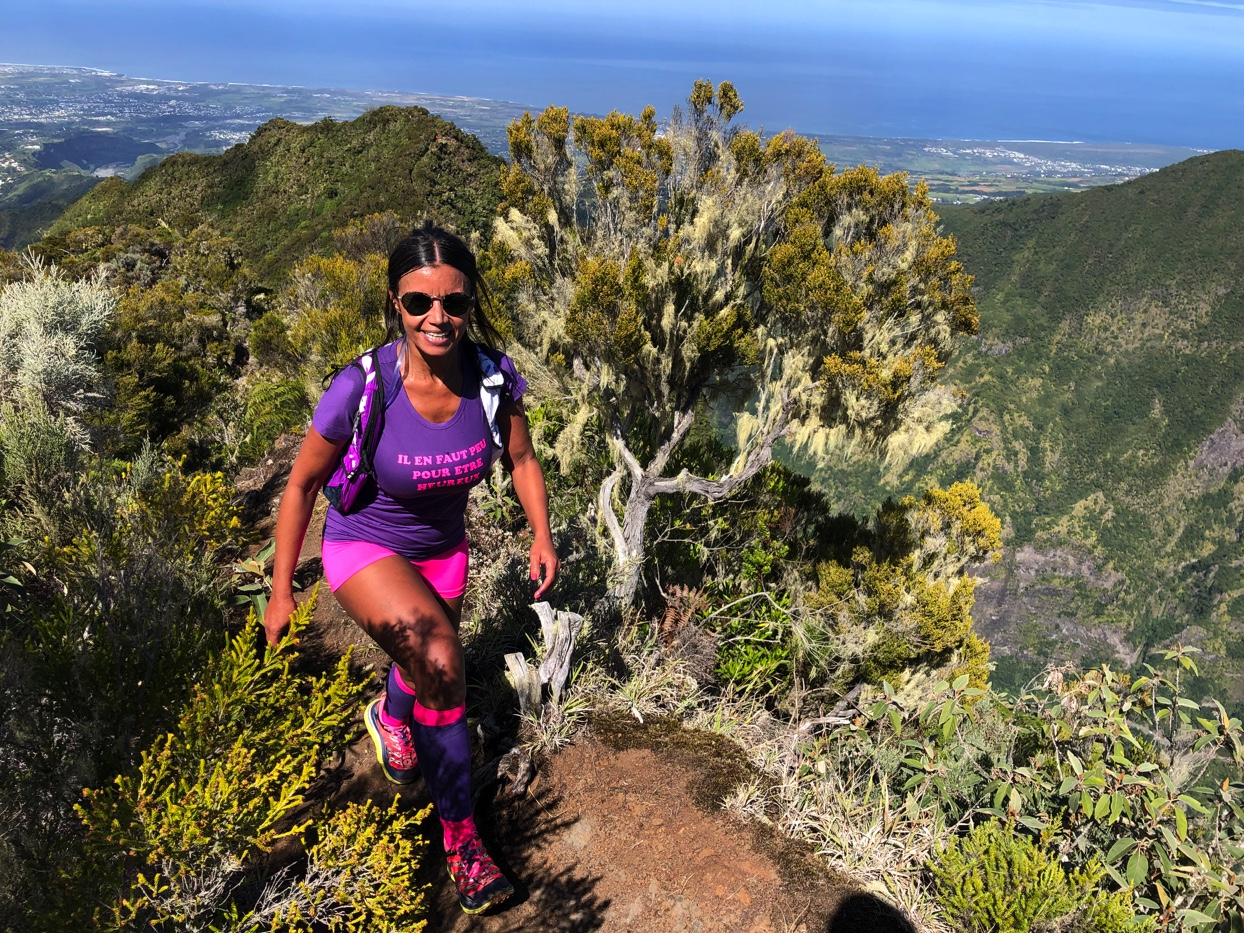 Randonnée au Dimitile par le sentier Bayonne | La Réunion